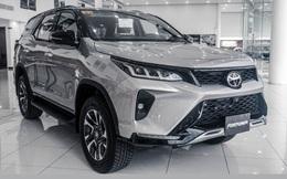 Thông tin cụ thể, giá bán chính thức của chiếc Toyota Fortuner bản nâng cấp mới