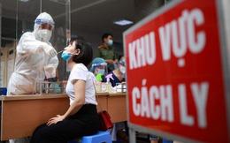 Nam Định phát hiện 1 người dương tính với SARS-CoV-2 về từ BV Việt Đức, tạm thời cho 1 trường tiểu học nghỉ học