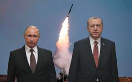 """Nga giáng mưa bom ở Syria: Câu trả lời quá sốc - Thổ Nhĩ Kỳ giỏi mấy cũng thua """"ý trời""""!"""