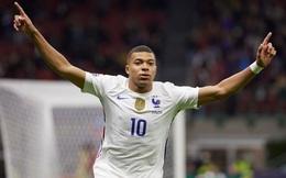 """Mbappe ghi """"bàn thắng ma"""", Pháp đánh bại Tây Ban Nha để giành ngôi vô địch châu Âu"""