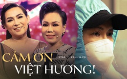'Cảm ơn Việt Hương'