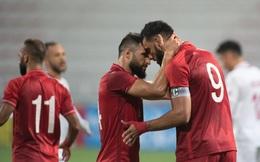 Lịch sử đối đầu Syria vs Lebanon (23h00 ngày 12/10): Hai đội sẽ bất phân thắng bại?