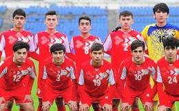 """U22 Tajikistan - đối thủ """"đáng gờm"""" của U22 Việt Nam"""