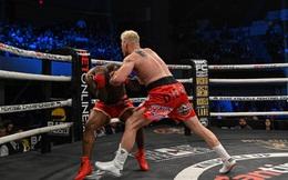 Đấu quyền Anh tay trần, cựu võ sĩ UFC Melvin Guillard bị đấm nứt 5 chỗ ở hốc mắt, suýt rơi khỏi sàn đấu