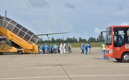 Quy định mới đối với người đến Thừa Thiên - Huế bằng đường hàng không