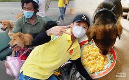 Chàng thợ xăm nuôi chú cún duy nhất sống sót trong vụ tiêu huỷ ở Cà Mau: 'Tôi sẽ làm thiện nguyện suốt đời này!'