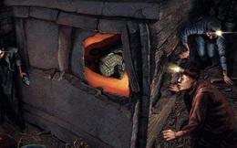 Kẻ trộm mộ đang thu 'chiến lợi phẩm' thì 1 thứ chất lỏng đen ngòm từ miệng tử thi ứa ra: Khuôn mặt biến dạng!