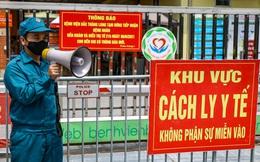 Trường ở Hà Nội bị phạt 30 triệu vì cho học sinh đến lớp. Tỉnh giáp Hà Nội bất ngờ có 15 ca mắc mới, có ca chưa rõ nguồn lây