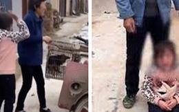 Video cô bé khóc lóc vật vã, ngăn không cho bà ngoại bán chó cưng nuôi 2 năm gây tranh cãi trên MXH