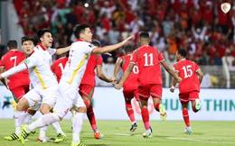 """HẾT GIỜ Việt Nam 1-3 Oman: Mở tỷ số trước, Việt Nam vẫn """"ôm hận"""" vì các sai lầm đầy tiếc nuối"""