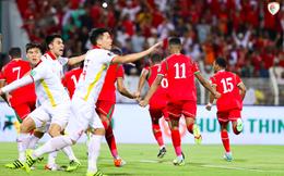 Việt Nam thua Oman, CĐV Trung Quốc cảm thán: Muốn thắng họ có lẽ phải nhập tịch cả 11 cầu thủ