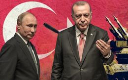 """Máy bay Nga cố tình """"đánh trượt"""", Thổ Nhĩ Kỳ cứ ngỡ thoát nạn: Nhìn lại mới thấy hốt hoảng!"""