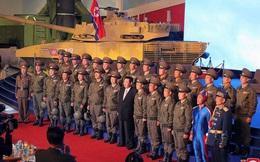 Quân đội Triều Tiên xuất hiện siêu anh hùng