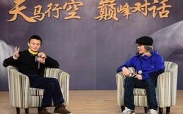 """Bị Châu Tinh Trì hỏi khó """"anh thích nữ diễn viên nào nhất"""", Jack Ma đáp trả một câu cho thấy EQ hơn người: Càng nghĩ càng phải gật gù!"""