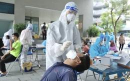 Thủ đô hôm nay có thêm hoàng loạt ca mới liên quan 'ổ dịch' Bệnh viện Việt Đức. Dịch diễn biến 'nóng' tại huyện miền núi với 26 ca bệnh cộng đồng cùng 563 F1
