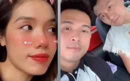 Trương Thế Vinh và Trâm Anh (The Face) có động thái đầu tiên, netizen soi 1 chi tiết liên quan đến tin đồn hẹn hò?