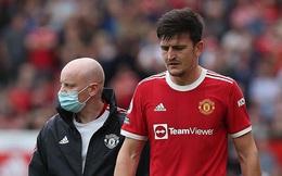 Maguire báo tin vui trong lúc M.U khủng hoảng hàng thủ