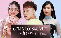 Khi các ca sĩ rời công ty quản lý của ba mẹ nuôi: Phương Mỹ Chi êm đẹp với Quang Lê, 2 người con nuôi của cố NS Phi Nhung đối lập hoàn toàn