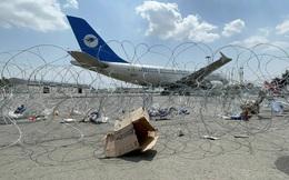 """Không quân Mỹ tiết lộ """"chuyện động trời"""" ở sân bay Kabul"""