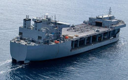 """Mỹ điều """"quái vật biển"""" USS Miguel Keith tới Nhật Bản răn đe Trung Quốc"""