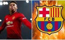 """Barca và AC Milan lên kế hoạch """"giải cứu"""" Lingard khỏi MU"""
