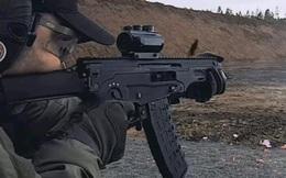 """Súng tự động AM-17 """"không tiếng động"""" của quân đội Nga khủng khiếp cỡ nào?"""