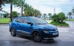 Nóng: VinFast chính thức ra mắt ô tô điện VF e34