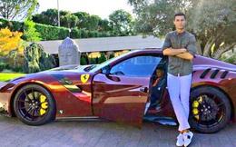 'Hội Ferrari' trong làng bóng đá: Messi, Ronaldo, Ibrahimovic đều là những tín đồ của 'ngựa Ý', chiếc nào cũng giá trị hàng trăm nghìn USD