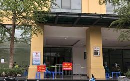 [NÓNG] Hà Nội phong toả tạm thời một toà chung cư vì ca nghi nhiễm Covid-19; Khẩn tìm người tới quán cơm trên cao tốc Hà Nội - Lào Cai