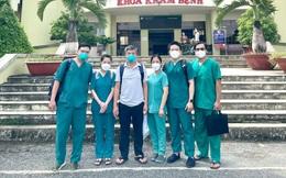 Dịch bệnh ở TP.HCM vừa 'hạ nhiệt', 'bác sĩ 91' Trần Thanh Linh đã lên đường đến Cà Mau chống dịch