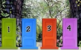 Mở 1 cánh cửa, biết ngay khả năng của mình: Đặc biệt, phi thường hay bí ẩn?