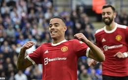 TRỰC TIẾP Leicester 1-1 Man United: Vừa mở tỷ số bằng siêu phẩm, Quỷ đỏ đã bị gỡ hòa cũng bằng một siêu phẩm