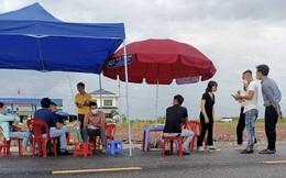 """Hết ngăn sông cấm chợ, nhà đầu tư """"đội mưa"""" quay lại thị trường đất tỉnh"""