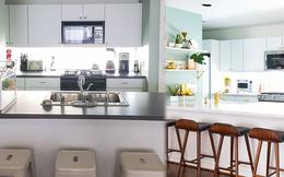 7 màn cải tạo chứng minh muốn bếp lên đời phải bắt đầu từ tủ bếp, chỉ đổi màu sơn thôi là thấy ngay sự khác biệt