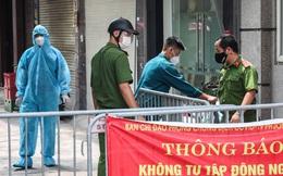 """Áp dụng """"biện pháp khẩn"""" phòng dịch Covid-19 tại TP Việt Trì, nhiều ca cộng đồng chưa rõ nguồn lây"""