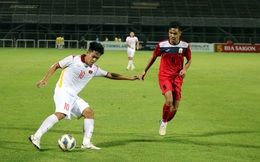U23 Việt Nam 3-0 U23 Kyrgyzstan: Văn Đạt lập cú đúp cho U23 Việt Nam