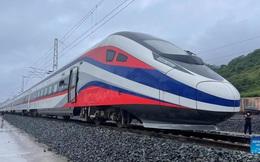 """Dự án tàu cao tốc Trung Quốc xây cho Lào: Chỉ mất 5 năm hoàn thành, tàu vừa bàn giao """"đỉnh của đỉnh"""""""