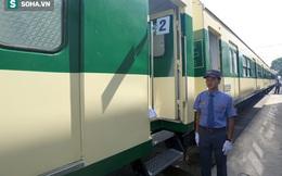 Chủ tịch Tổng công ty Đường sắt: 'Nhập 37 toa tàu Nhật Bản đã sử dụng 40 năm còn hiệu quả hơn các toa xe đang vận hành'