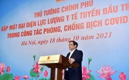 138 thầy thuốc tiêu biểu xuất sắc tham gia chống dịch COVID-19 được Thủ tướng Chính phủ tặng bằng khen