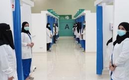 Saudi Arabia tiết lộ loại vaccine hiệu quả nhất trong phòng ngừa biến chủng Covid-19