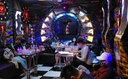 Tổ chức sử dụng ma tuý trong quán karaoke