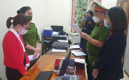 """Vụ 3 nữ cán bộ ở Nghệ An bị bắt: Thủ đoạn """"ăn chặn"""" tiền lụt bão của người dân bị bại lộ"""
