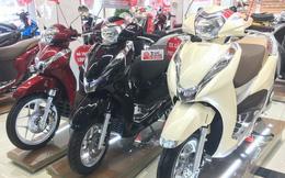 Xe máy đồng loạt giảm sâu chưa từng có, giá Winner X lao dốc 17 triệu đồng, Honda Vision, Air Blade… bán dưới giá đề xuất