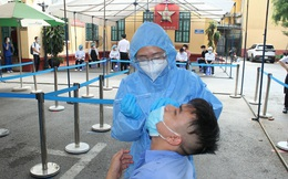 """Đã phát hiện 28 ca mắc Covid-19 ở Hà Nội và 4 tỉnh liên quan đến """"ổ dịch"""" BV Việt Đức"""