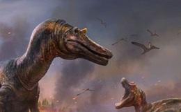 Phát hiện hóa thạch quái vật ăn thịt dài 9m, có mặt cá sấu kỳ dị ở Anh