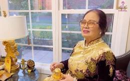 Người phụ nữ 81 tuổi, ở nhà 2000 mét vuông, được nhiều nghệ sĩ hải ngoại kính trọng là ai?
