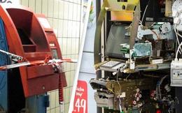 Quay video hướng dẫn đánh bom cây ATM cho đồng bọn, tên trộm nhỡ tay kích nổ rồi thiệt mạng tại chỗ