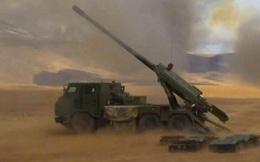Trung Quốc đưa hơn 100 pháo tự hành PCL-181 lên biên giới với Ấn Độ
