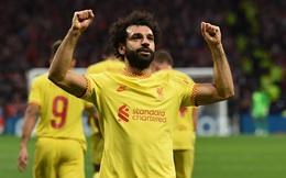 Qua mặt Gerrard, Salah lập kỉ lục mới ở Champions League