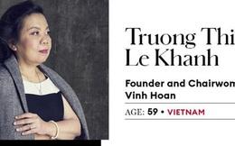 2 đại diện Việt Nam lọt top 25 nữ doanh nhân quyền lực nhất châu Á